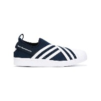 Adidas By White Mountaineering - Superstar スリッポン - men - コットン/rubber - 8
