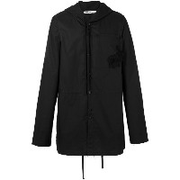 Damir Doma - hooded coat - men - コットン - M