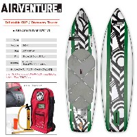 "RRD SUP インフレータブル SUP RRD AIRVENTURE 12'0"" V3 Inflatable SUP Discovery Tourer 2017 SUP スタンドアップパドルボード..."