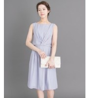 UR COUTURE MAISON シャイニードレープワンピース【アーバンリサーチ/URBAN RESEARCH ワンピース】