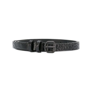 Haider Ackermann - buckled belt - men - レザー - L