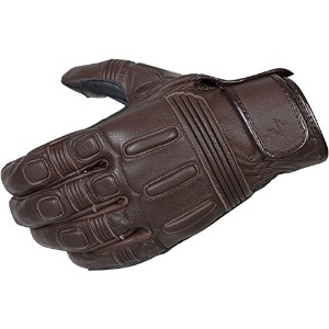 Scorpion Bixby クラシック Motorcycle Glove G25-048 (Brown, XXX-Large) (海外取寄せ品)