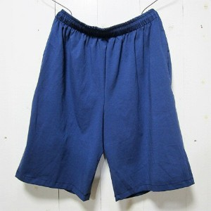 erick hunter エリックハンター [work jam shorts][jersey knit][navy]