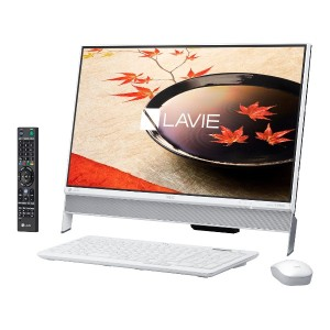 新品 NEC LAVIE Desk All-in-one DA370/FAW PC-DA370FAW.