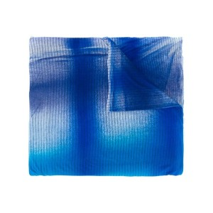 Faliero Sarti - spray paint print scarf - women - モーダル - ワンサイズ