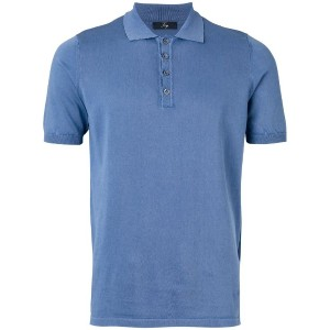 Fay - polo shirt - men - コットン - 48