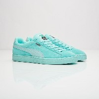 送料無料 men's メンズ 店舗限定 PUMA Suede x Diamond Supply Co Aruba Blue/Aruba Blue 363001-02 プーマ スエード...