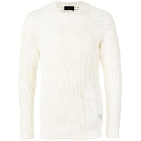Undercover - pocket detail jumper - men - コットン/アクリル - 2
