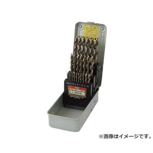 IS コバルト正宗ドリル 25本組セット COD25S 25本入 [COD-25S][r20][s9-910]