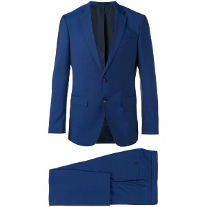 Boss Hugo Boss - classic suit - men - キュプロ/バージンウール - 56