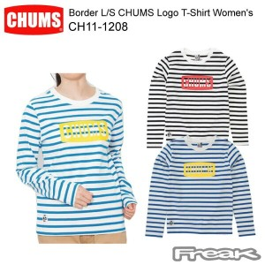 CHUMS チャムス LS Tシャツ CH11-1208※取り寄せ品