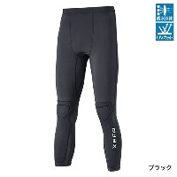 シマノ(SHIMANO) XEFO Protect Tights IN-267Q 2XL ブラック