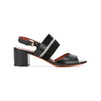 Santoni - buckled sandals - women - レザー - 37