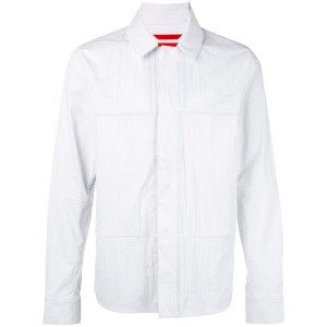 The North Face - snap fastening shirt jacket - men - ポリアミド/polyester - M