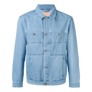 Études - 'Guest' denim jacket - men - コットン - 46