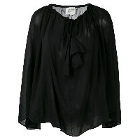 Forte Forte - shift blouse - women - シルク/コットン - II