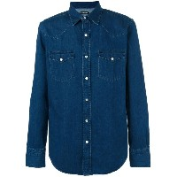 Tom Ford - snap button shirt - men - コットン - 40