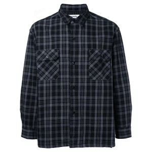 monkey time - checked shirt - men - コットン - S