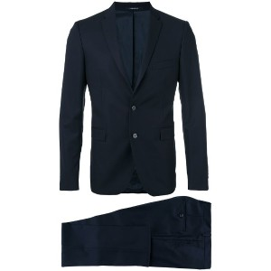 Tagliatore - two-piece suit - men - キュプロ/ウール - 50