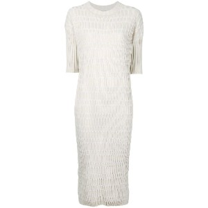 Joseph - knitted midi dress - women - ポリアミド/ビスコース - M