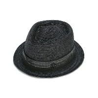 Maison Michel - Jac hat - women - ストロー/polyester - S
