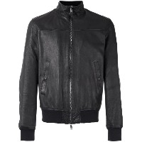 Orciani - bomber jacket - men - カーフレザー - 50