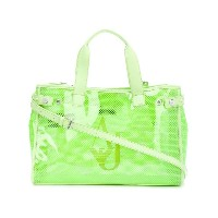 Armani Jeans - neon shoulder bag - women - プラスチック - ワンサイズ