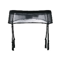 Maison Close - Pure Tentation garter belt - women - ナイロン/スパンデックス - S/M