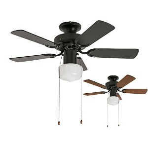 電球色【LD】2WAY USE TRADITIONAL CEILING FAN LIGHT BK(002952) + LD2602/ND26 軽量 LED 簡易取付 メルクロス 北欧...