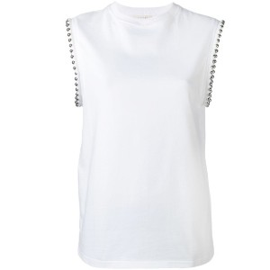 Alyx - stud tank top - women - コットン - M