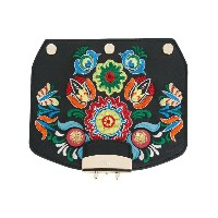 Furla - Metropolis customisable flap - women - カーフレザー - ワンサイズ