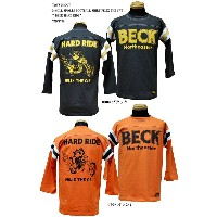 "TOYS McCOY (トイズマッコイ) McHILL SPORTS FOOTBALL SHIRT FELIX THE CAT"" BECK HARD RIDE"" TMC1739「P」メンズ アメカジ..."