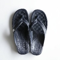 GLOCAL STANDARD PRODUCTS / G.S.P SANDALS (NV) M(24cm)【グローカルスタンダードプロダクツ/ネイビー/サンダル/ギョサン/PEARL】[113036