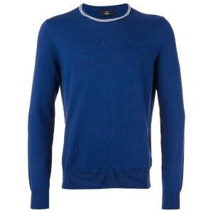 Fay - long sleeved sweater - men - コットン - 54
