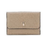 Valextra - small grained continental wallet - women - カーフレザー - ワンサイズ
