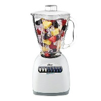 ■■Oster■■ 10 Speed Blender (White) 6647