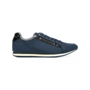 Versace Jeans - casual sneakers - men - コットン/Synthetic Resin/rubber - 43