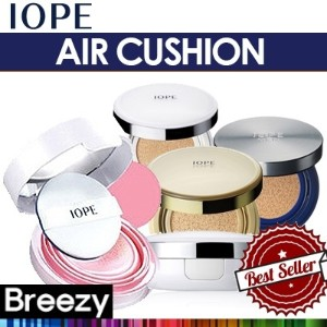 BREEZY ★ [Iope] Air Cushion Cushion / cushion + refill / Blusher 9g / Rx Cushion / Verite / Hanyul ...