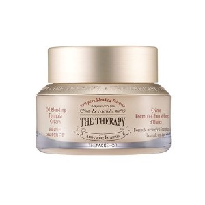 ★WHOLE SALE★[The Face Shop] The Therapy Oil Blending Formula Cream 50ml - KOCOHUB