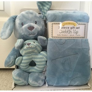 LIttle Miracles 3pc Gift Set Cuddle Up by Little Miracles