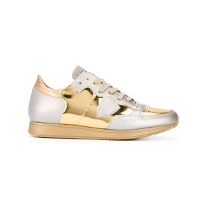 Philippe Model - Tropez World trainers - women - レザー/rubber - 39