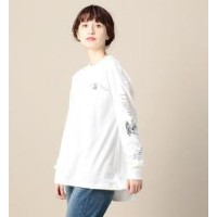 <VOTE MAKE NEW CLOTHES>ビッグロングスリーブTシャツ【ビューティアンドユース ユナイテッドアローズ/BEAUTY&YOUTH UNITED ARROWS Tシャツ・カットソー】