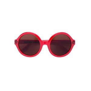 Mini Rodini - round frame sunglasses - kids - アクリル - ワンサイズ