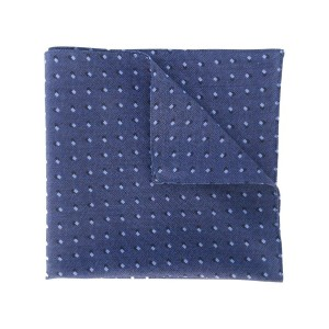 Boss Hugo Boss - printed pocket square - men - リヨセル - ワンサイズ