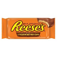 Reese's リーセス ピーナツバターカップ24個入 milk chocolate 2 peanut butter cup 24count