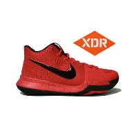 "バスケットシューズ バッシュ ナイキ Nike Kyrie 3 EP ""Three-Point Contest"" U.Red/Blk/T.Red"
