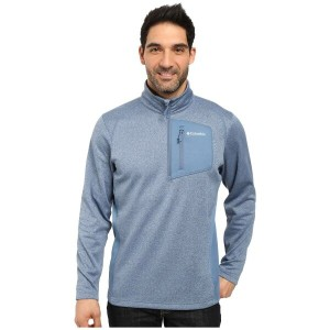 コロンビア Columbia メンズ アウター コート【Jackson Creek Half Zip】Steel Heather