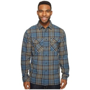 ボルコム Volcom メンズ トップス 長袖シャツ【Jasper Long Sleeve Heavyweight Flannel】Air Force Blue