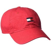 ◆Direct from USA◆ Tommy Hilfiger Men s Ardin Dad Baseball Cap-6939488 (Size:One Size|Color:French Bl
