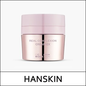 [HAN SKIN] HANSKIN ? Real Complexion Cream EX 50g / tone up cream / cc cream